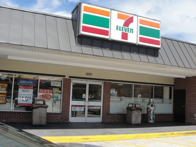 711 Retail Building Inspection