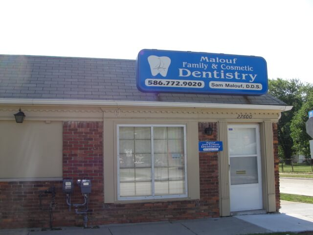 Retail Building Inspection - Dentist Office