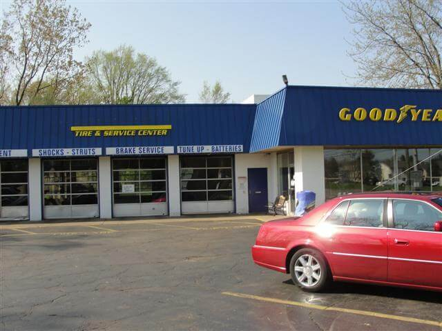 Retail Building Inspection - Retail Auto Tire